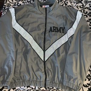 Army Windbreaker